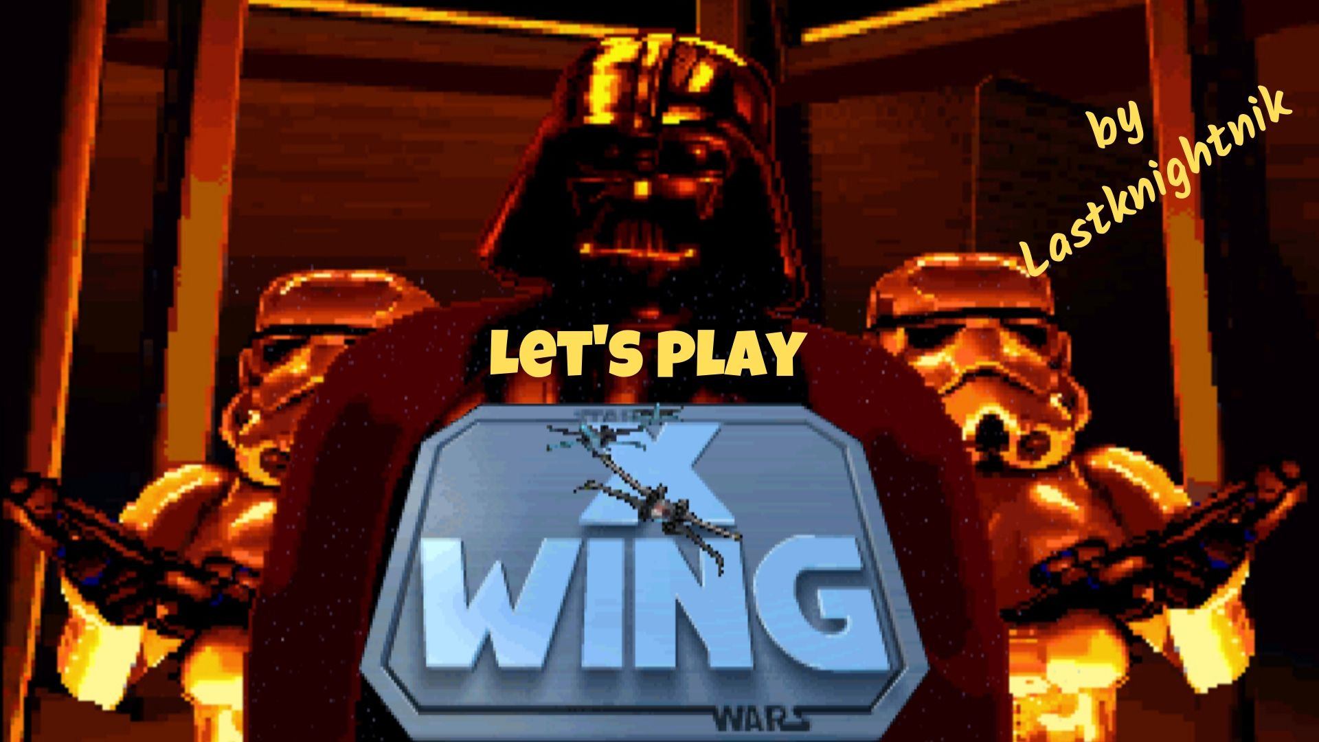 Lets play X Wing Pweet